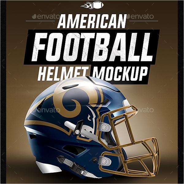 Latest Helmet Mockup Design