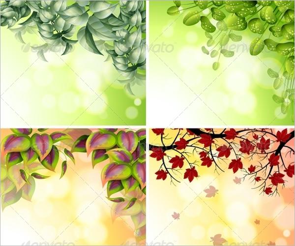Leaf Border Design