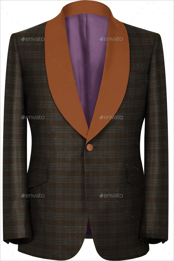 Long Suit Mockup PSD Design