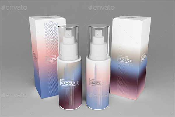 Luxary Product Mockup Design