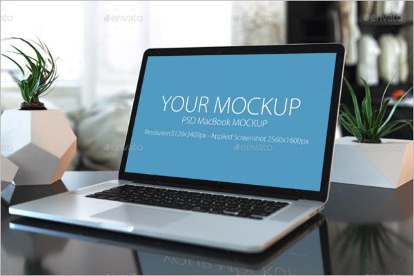 Mac Mockup Design