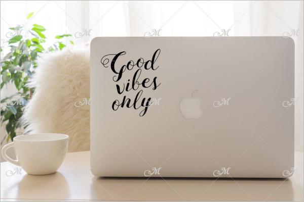 Macbook Laptop PhotoShop Mockup