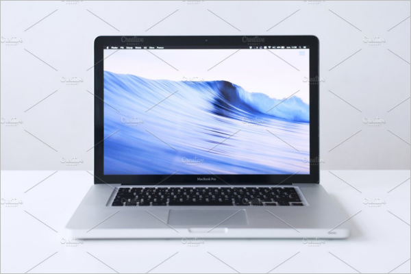 Macbook Mockup Design Download