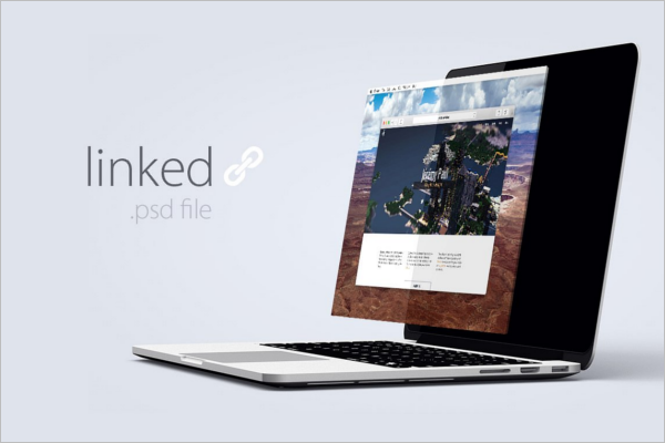 Macbook Mockup Smart Design