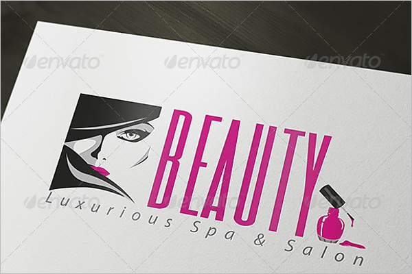 Makeup Artistic Business Card Vector Design