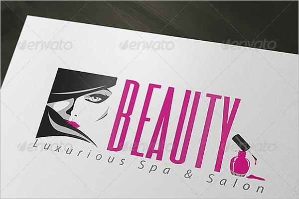 Makeup Artistic Business Card Vector Design