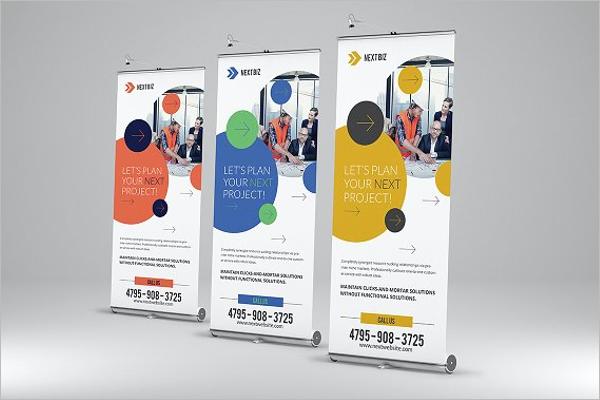 Marketing Banner Template