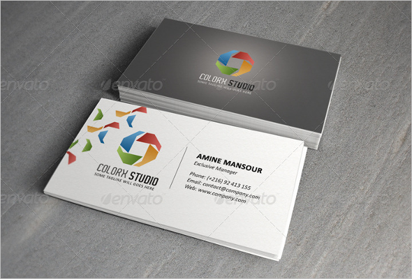 Marketing Business Card Bundle Template