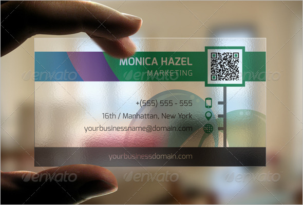 Marketing Logo Business Card Design