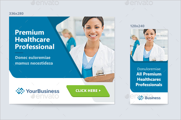 Medical Banner Template