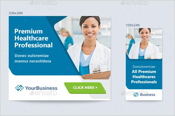 Medical Banner Template