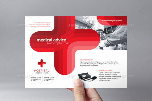 Medical Flyer Template Word