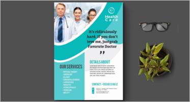 Medical Flyer Templates