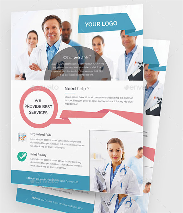 Medical Poster Template Word