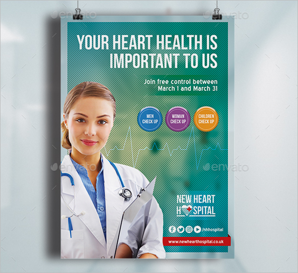 Medical Poster Template