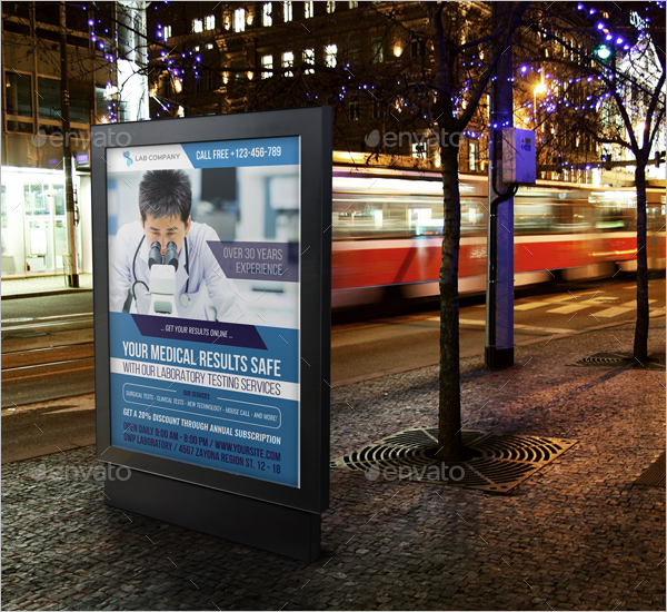 Medical Research Poster Template