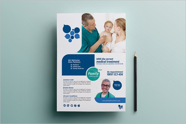 Medical School Poster Template