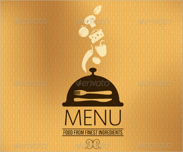 Menu Background Design
