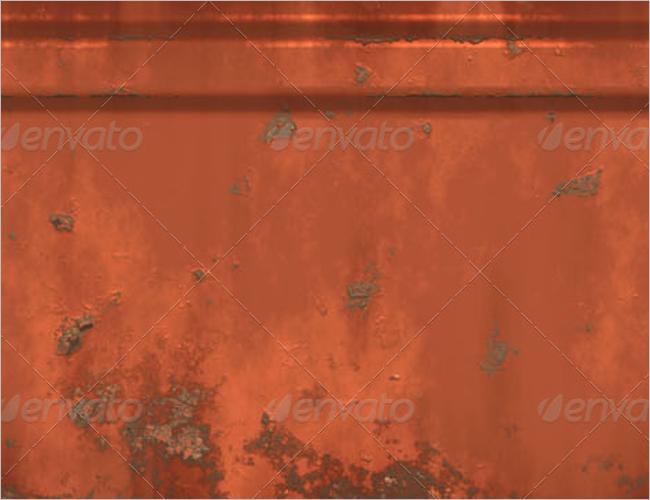 Metal Wall Texture Vector Design