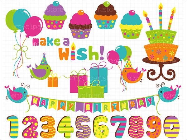 Microsoft Office Birthday Banner Design