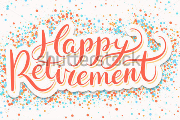 Military Retirement Party Banner