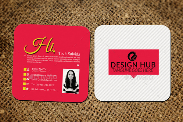 52 small business card templates free designs mini business card template flashek Choice Image