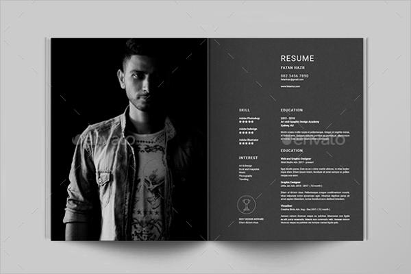 Minimal Brochure Design Template