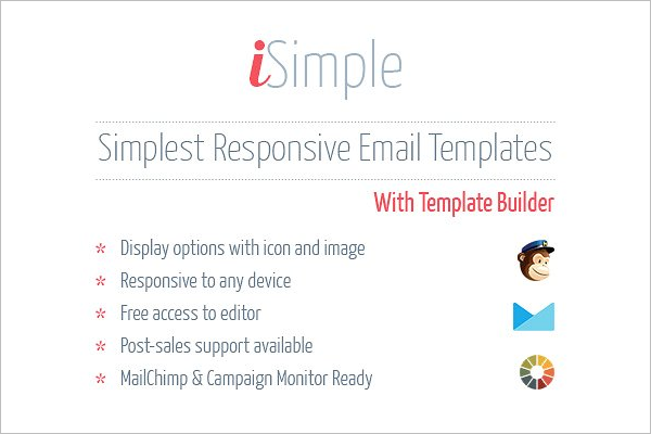 MinimalEmail Template