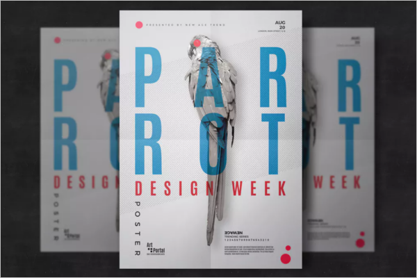 Minimal Event Flyer Template