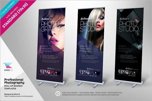 Modern Banner Design Template
