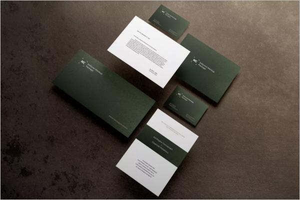 Modern Branding Mockup Design