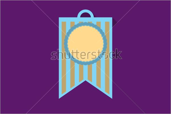 Modern Pennant Banner Design