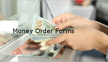 Money Order Forms