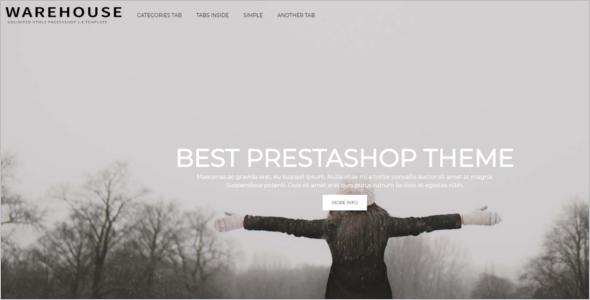 Most Popular Prestashop Themes