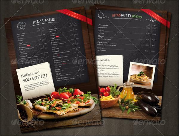 Most Popular Restaurant Flyer Design