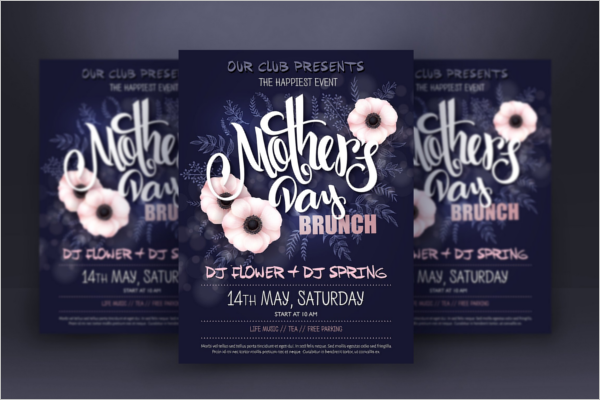 41 seasonal event flyer templates free word designs