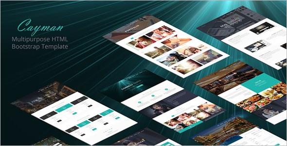 Multi Concept Bootstrap Template