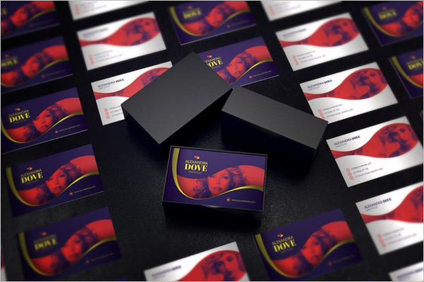 MultiPurpse Beauty Business Card Template
