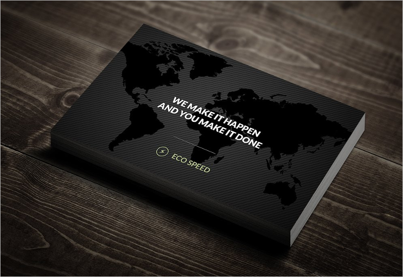 Multiple Devoloper Business Card Design