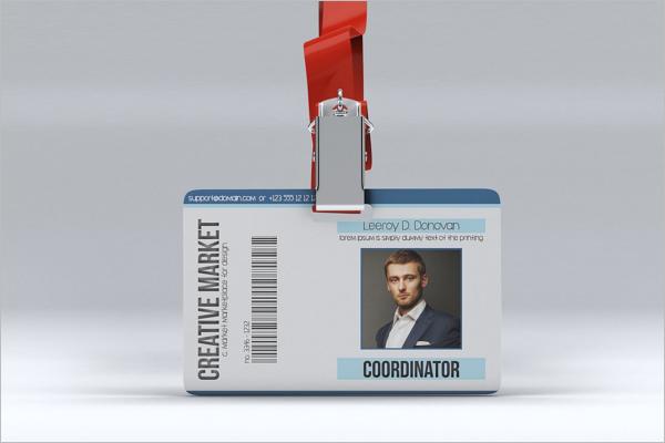 Multipurpose Badge Mockup Design