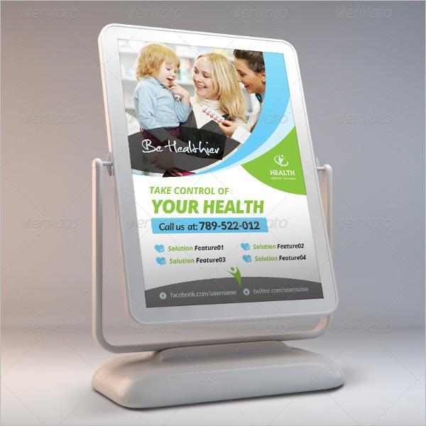 Multipurpose Medical Poster Template