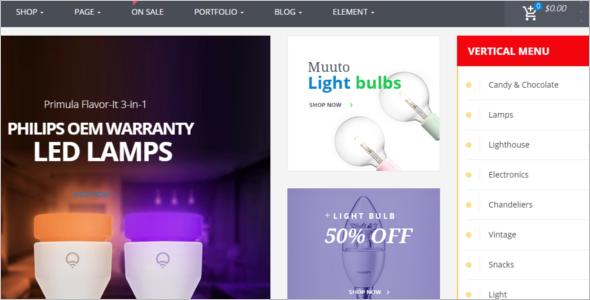 Multipurpose Premium WooCommerce Theme