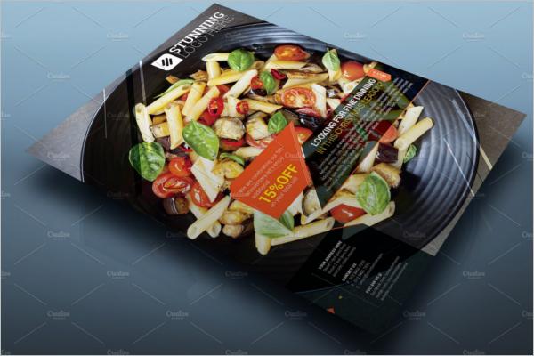 Multipurpose Restaurant Flyer Design