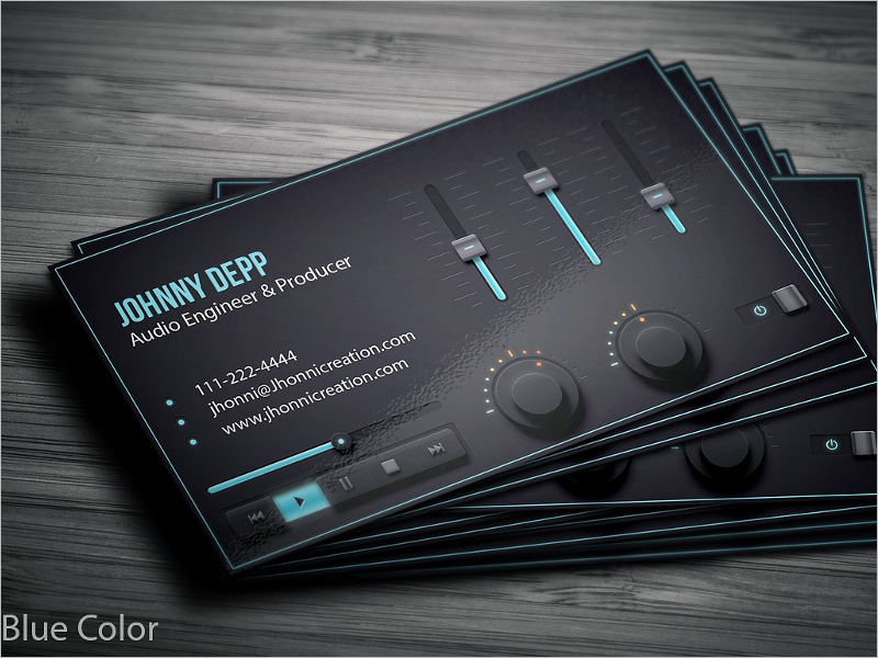 Music producer business card image collections business card template free dj business card template choice image business card template dj business cards templates free choice accmission Choice Image