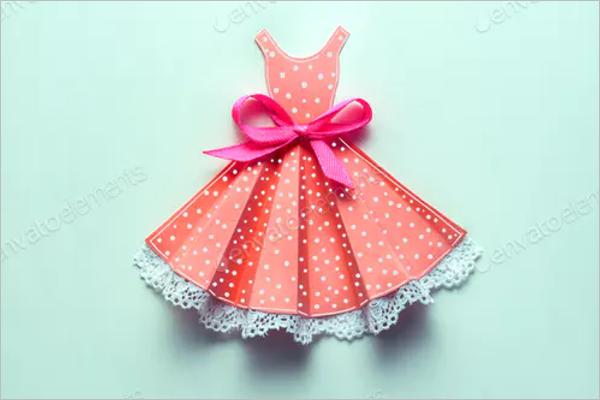New Dress Design Template