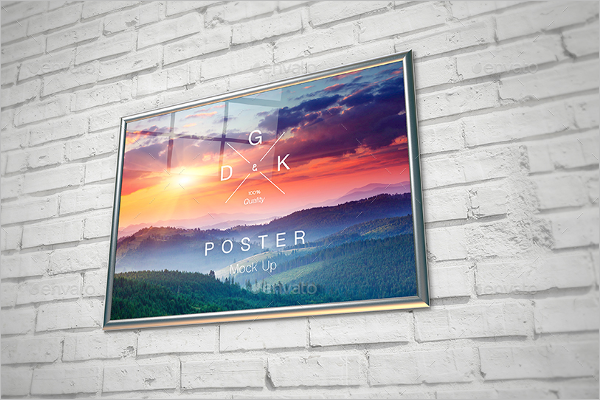 NewPoster Mockup Design