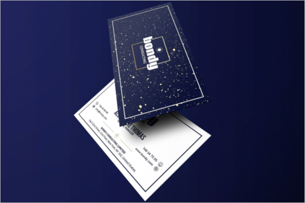 Pack Of Business Card Templates