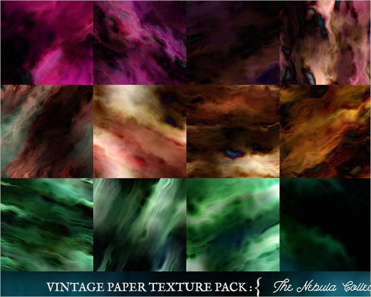 Painted Paper Texture Design