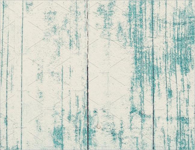 Painted Peeled Wood Texture Design