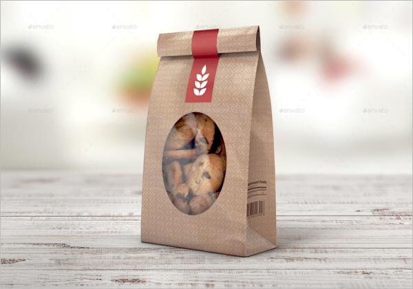 Paper Bag Mockup Design